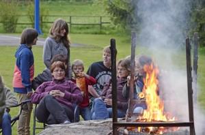 Familienfreizeit 2013 Haus Niedermühlen