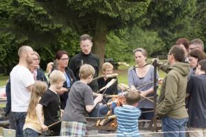 Familienfreizeit Haus Niedermühlen 2015